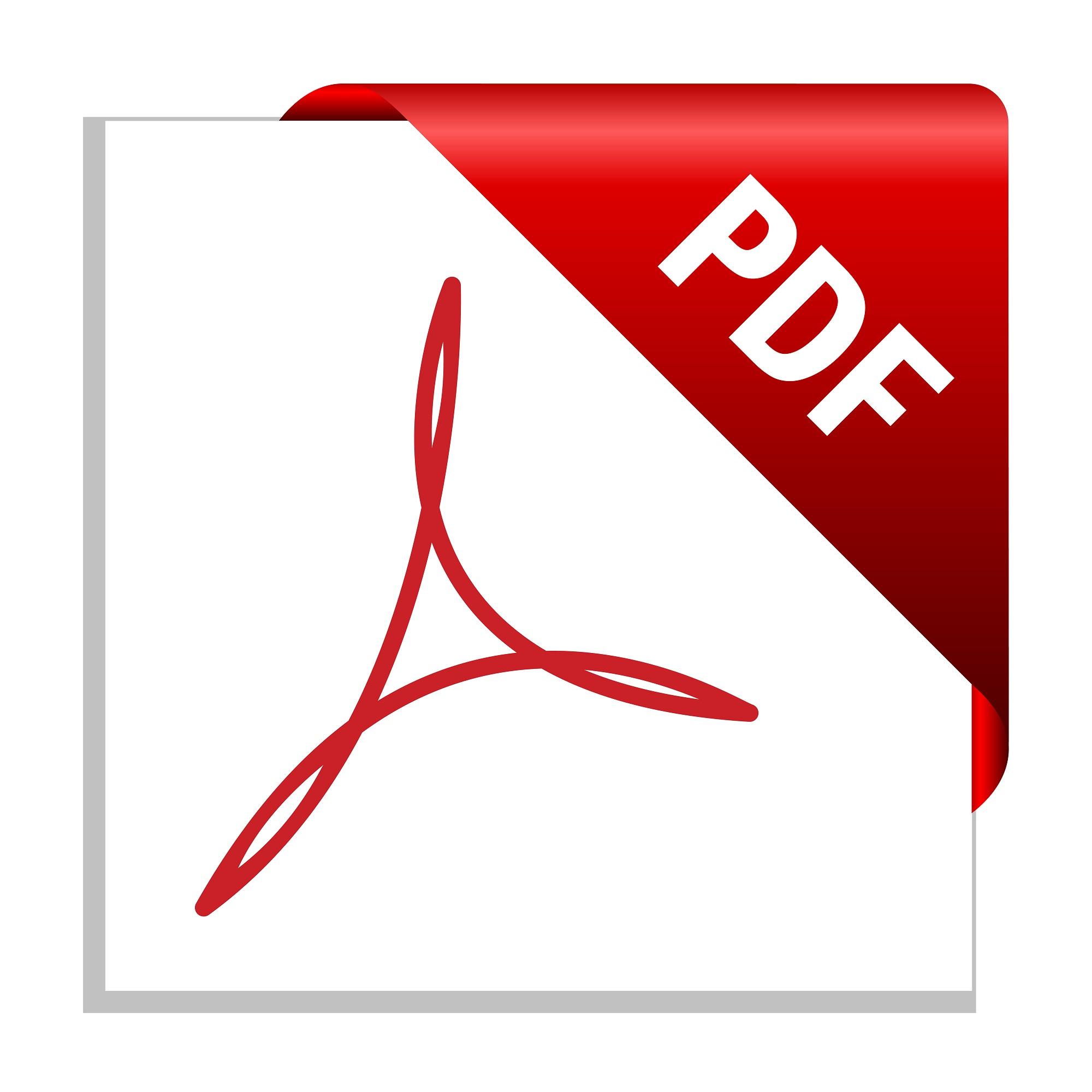 pdf dokumenty label design